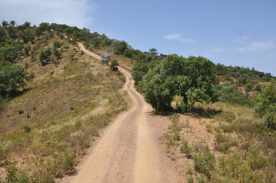 Algarve jeepsafari
