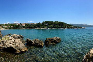 Krk eiland